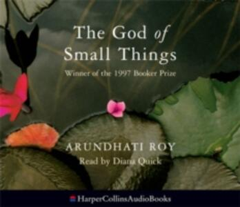The God of Small Things - Arundhati Roy - cover