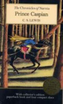Prince Caspian - cover