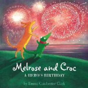 A Hero's Birthday - Emma Chichester Clark - cover
