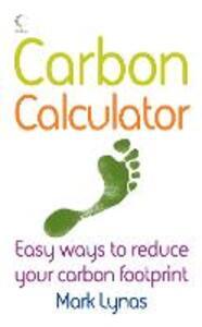 The Carbon Calculator - Mark Lynas - cover