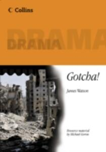 Gotcha - James Watson - cover