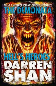 Hell's Heroes - Darren Shan - cover