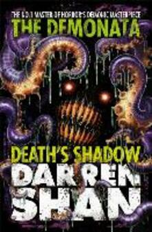 Death's Shadow - Darren Shan - cover