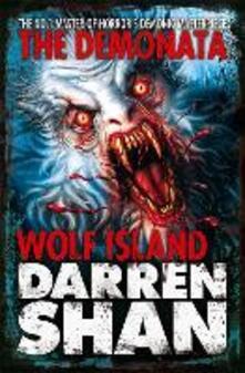 Wolf Island - Darren Shan - cover