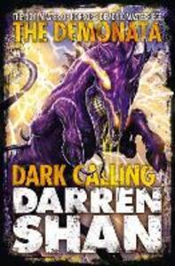 Dark Calling - Darren Shan - cover