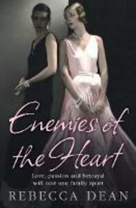 Enemies of the Heart - Rebecca Dean - cover