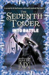 Into Battle - Garth Nix - cover