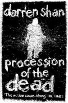 Procession of the Dead - Darren Shan - cover