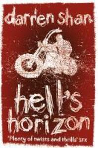 Hell's Horizon - Darren Shan - cover