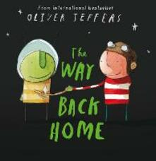 The Way Back Home - Oliver Jeffers - cover