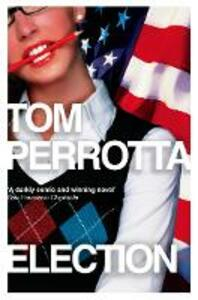 Election - Tom Perrotta - cover