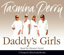 Daddy's Girls - Tasmina Perry - cover