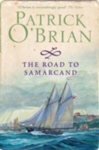 The Road to Samarcand - Patrick O'Brian - cover