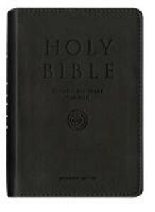 Holy Bible: English Standard Version (ESV) Anglicised Black Compact Gift edition - Collins Anglicised ESV Bibles - cover