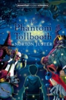The Phantom Tollbooth - Norton Juster - cover
