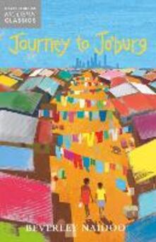 Journey to Jo'Burg - Beverley Naidoo - cover