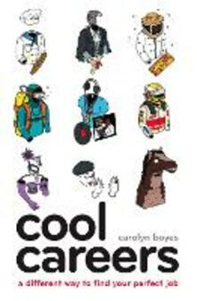 Cool Careers - Carolyn Boyes - cover