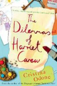 The Dilemmas of Harriet Carew - Cristina Odone - cover