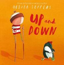 Up and Down - Oliver Jeffers - cover