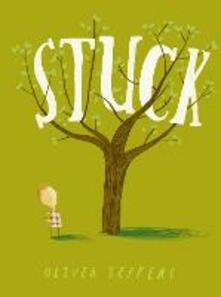 Stuck - Oliver Jeffers - cover