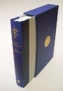 The Silmarillion: 30th Anniversary - J. R. R. Tolkien - cover