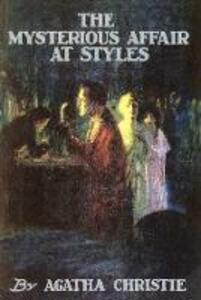 The Mysterious Affair at Styles - Agatha Christie - cover