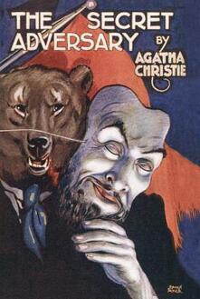 The Secret Adversary - Agatha Christie - cover