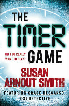 The Timer Game - Susan Arnout Smith - cover
