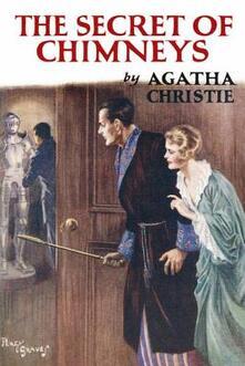 The Secret of Chimneys - Agatha Christie - cover