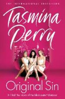 Original Sin - Tasmina Perry - cover