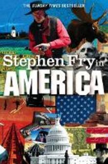 Stephen Fry in America - Stephen Fry - cover
