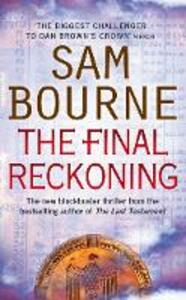 The Final Reckoning - Sam Bourne - cover