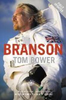 Branson - Tom Bower - cover