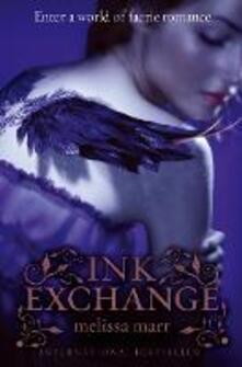 Ink Exchange - Melissa Marr - cover