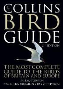 Collins Bird Guide - Lars Svensson - cover