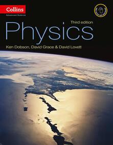 Physics - Ken Dobson,David Grace,David Lovett - cover