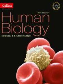 Human Biology - Mike Boyle,Kathryn Senior - cover