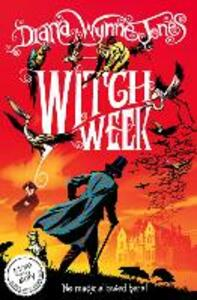 Witch Week - Diana Wynne Jones - cover