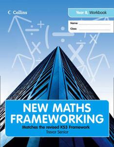 New Maths Frameworking - cover