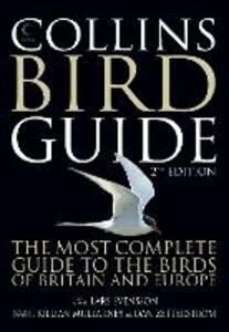 Collins Bird Guide - Lars Svensson - cover