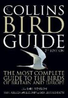 Collins Bird Guide: The Most Complete Guide to the Birds of Britain and Europe - Lars Svensson,Killian Mullarney,Dan Zetterstroem - cover