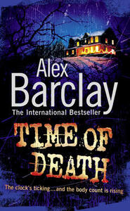 Time of Death - Alex Barclay - cover