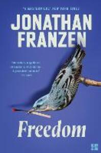 Freedom - Jonathan Franzen - cover