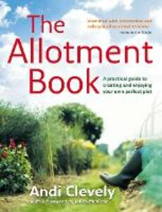 The Allotment Book - Andi Clevely - cover