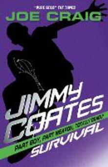 Jimmy Coates: Survival - Joe Craig - cover