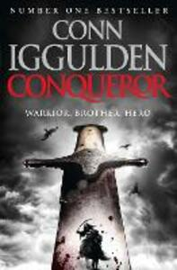 Conqueror - Conn Iggulden - cover