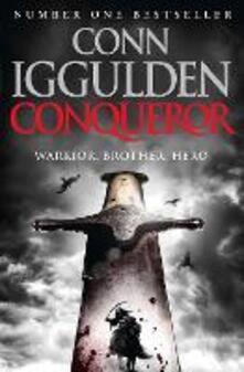 Conqueror - Conn Iggulden - cover