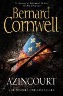 Azincourt - Bernard Cornwell - cover