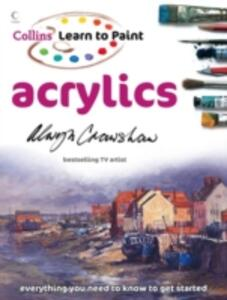 Learn to Paint: Acrylics - Alwyn Crawshaw - cover