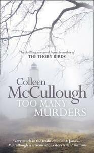 Too Many Murders - Colleen McCullough - cover